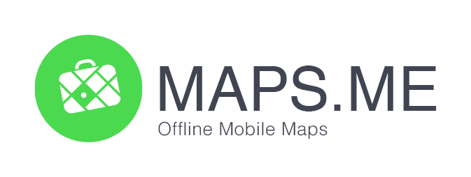 best free travel apps - maps.me