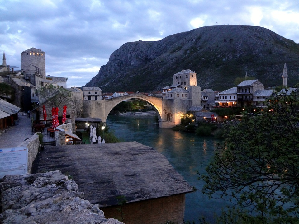 budget travel destinations - mostar