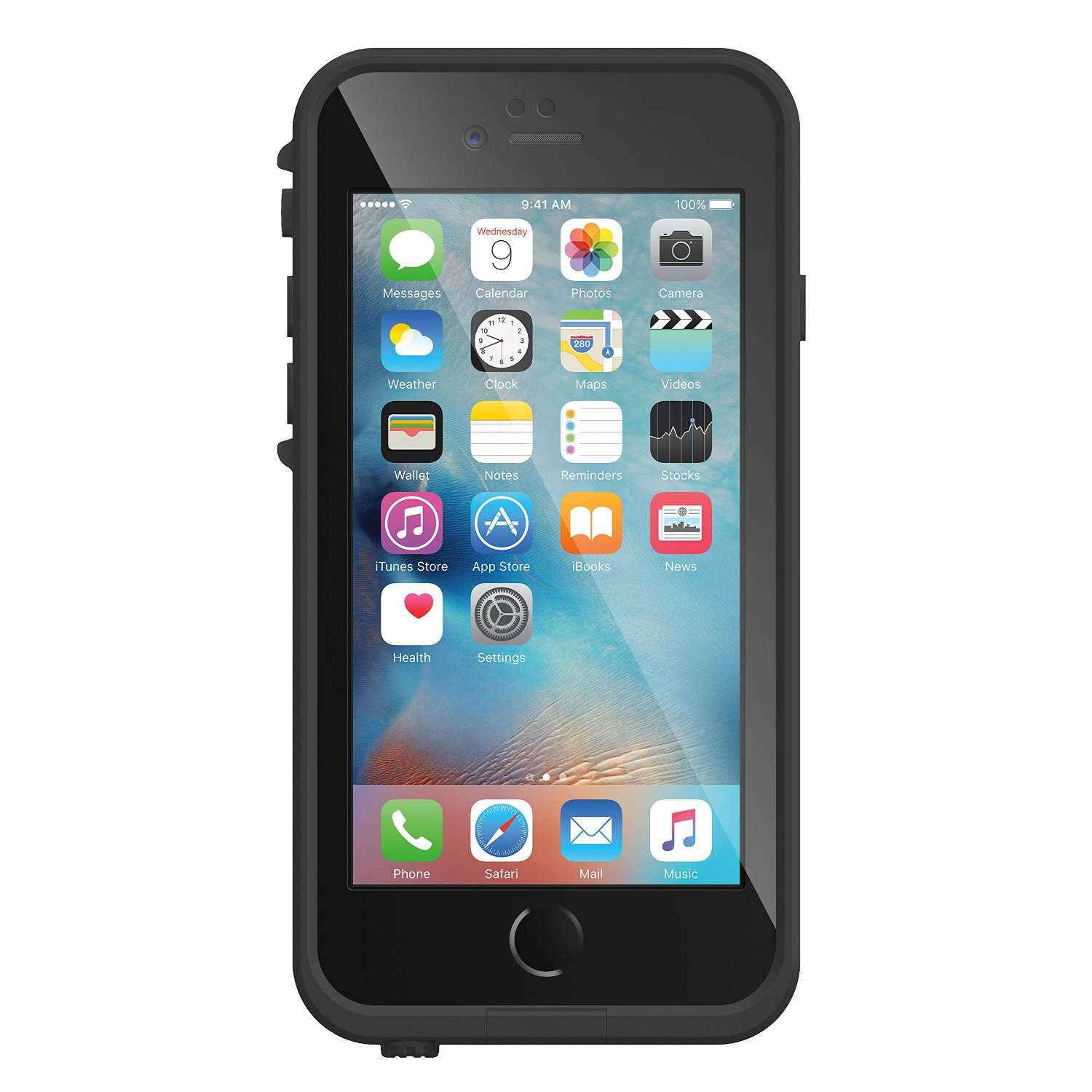 best waterproof iphone cases - lifeproof