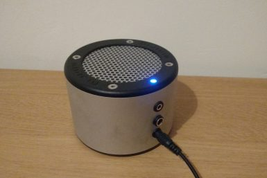 best portable travel speaker - minirig