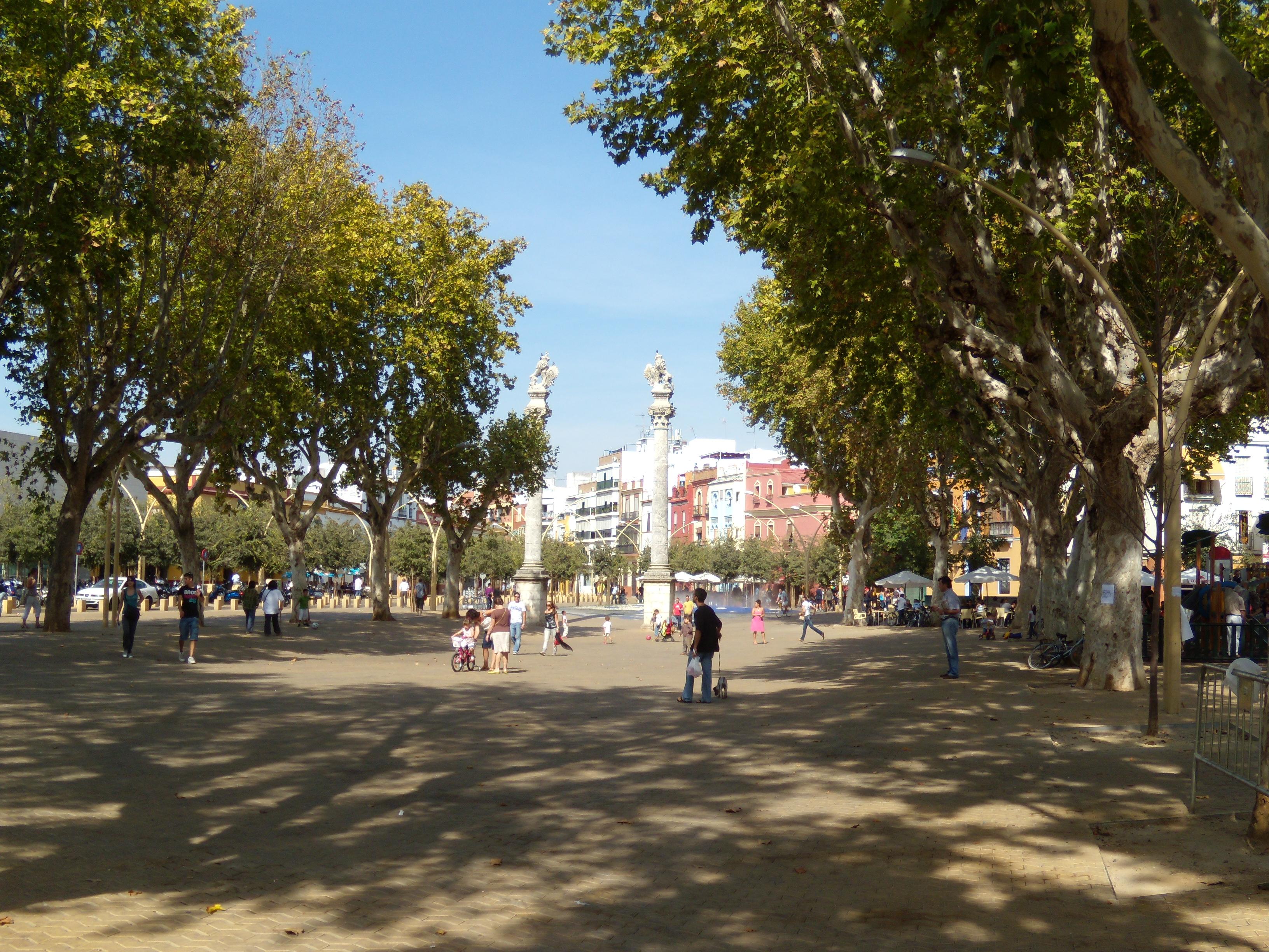 Alameda de Hercules, Sevilla