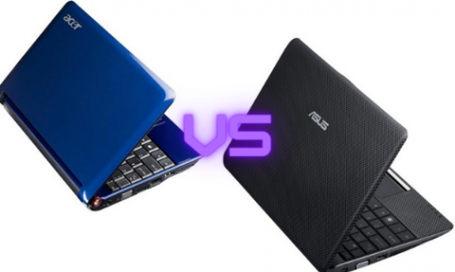 Brand Comparison: Acer Vs Asus