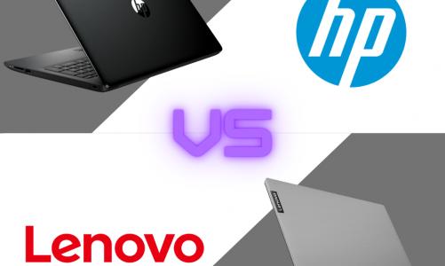 Brand Comparison: Lenovo Vs HP