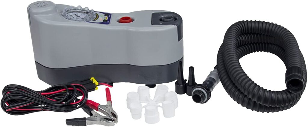 NRS Bravo High-Pressure 12-Volt Pump