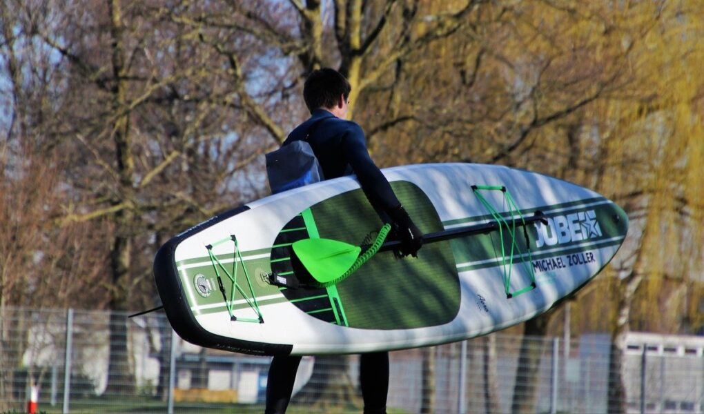 Paddle On: The 10 Best SUP Electric Pumps