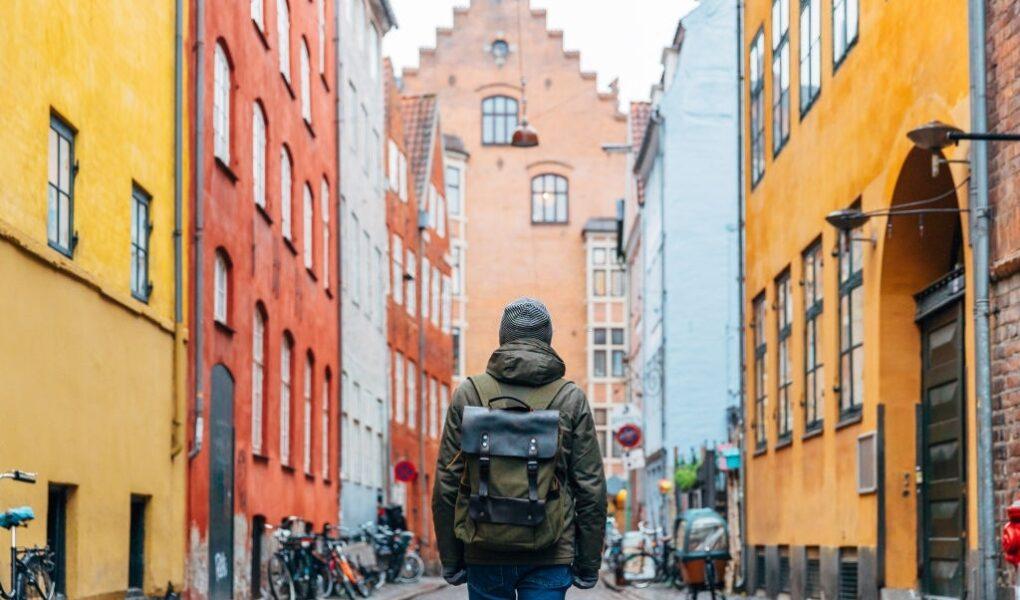 travel backpack for men